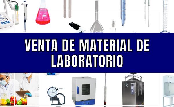 Banner inicio material laboratorio