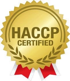 Sello haccp